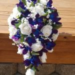 galaxy orchid bouquet